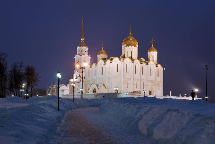 Успенский собор Владимир
