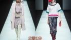 Коллекция Армани осень-зима 2018-2019 модные луки