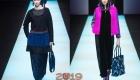 Коллекция Армани осень-зима 2018-2019 стильные образы