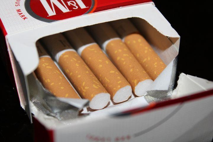 Подорожание сигарет в 2019 году