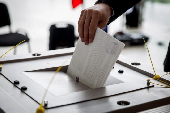 Голосование в 2019 году