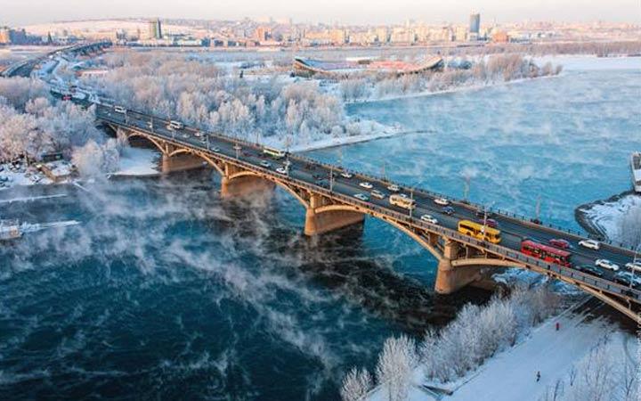 Красноярск погода на зиму 2018-2019