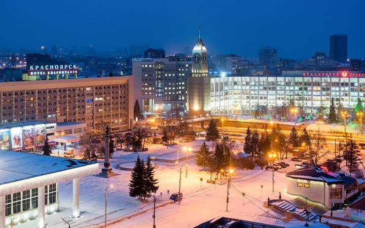Какой будет в Красноярске зима 2018-2019