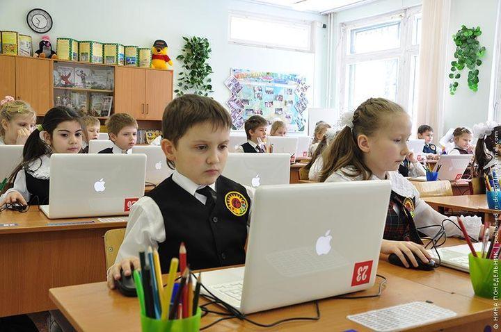 Школьники Татарстана