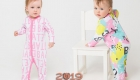 Комбинезоны для малышей Crockid зима 2018-2019 трикотаж