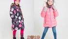 Одежда для девочек Crockid осень-зима 2018-2019