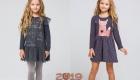 Модные платья для девочек Crockid сезон осень-зима 2018-2019 года
