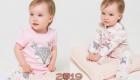 Пижамки для малышей Crockid зима 2018-2019 трикотаж
