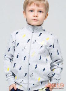 Кофта для мальчика Crockid осень-зима 2018-2019