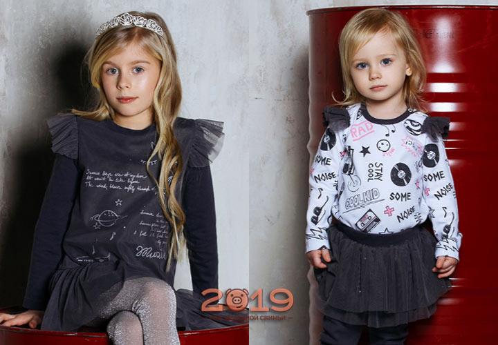 Модные принты Crockid осень-зима 2018-2019