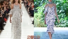 Модный длинный  сарафан 2019 года