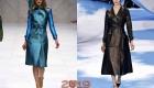 Модные женские плащи зима 2018-2019