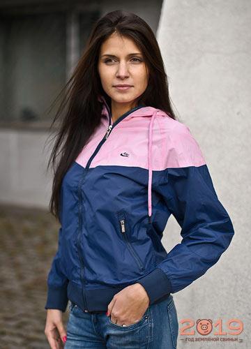 d4c9c2f0 Модные ветровки осень-зима 2018-2019   фото, мода