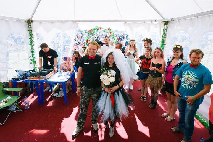 Свадьба на Нашествии