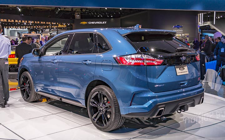 Ford Edge 2018-2019