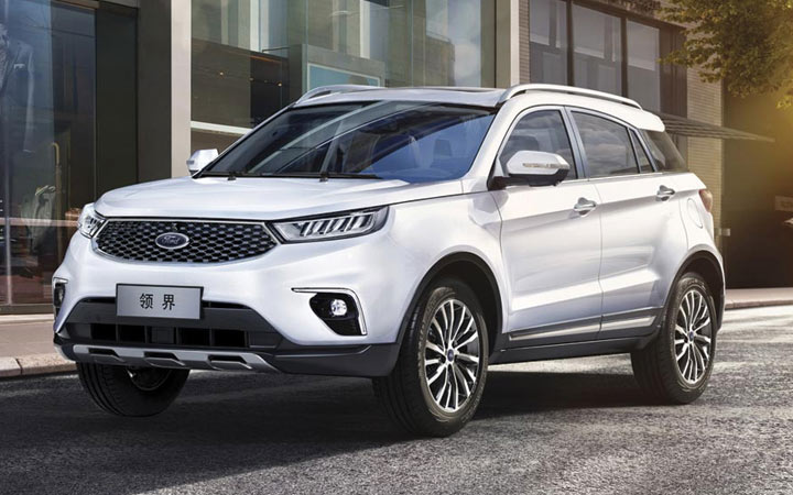 Ford Territory 2018-2019