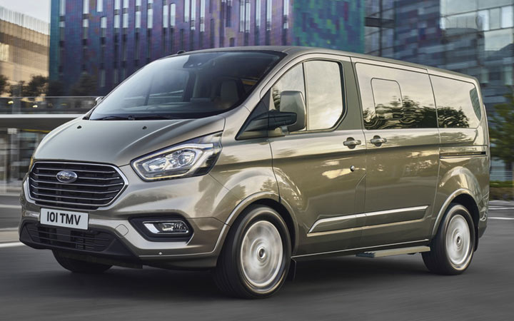 Ford Tourneo Custom 2018-2019