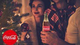 Новогодняя акция Кока-кола 2019