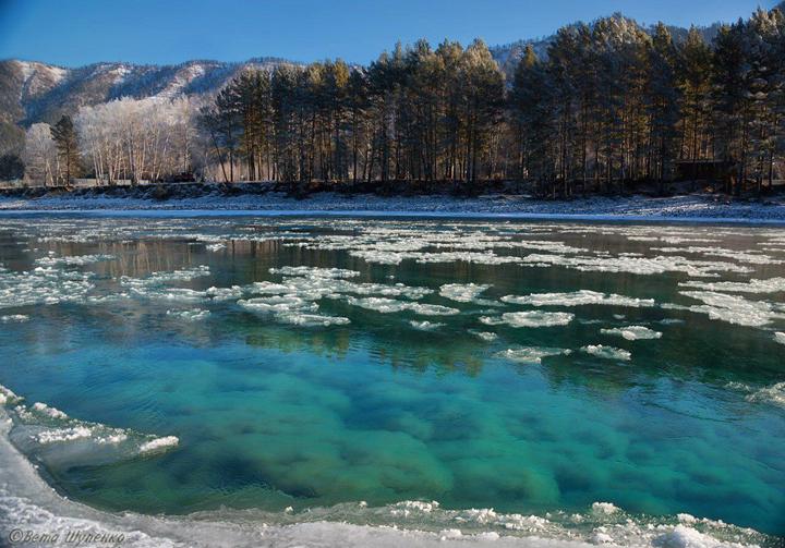 Озера Катуни