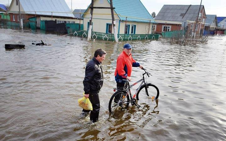 Будут ли в России паводки в 2019 году