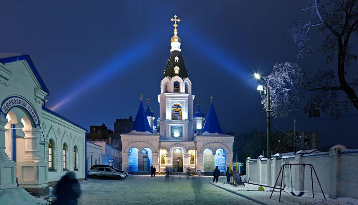 Покровский собор в Самаре