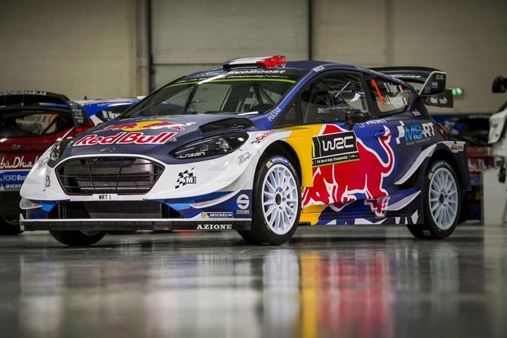 WRC Форд