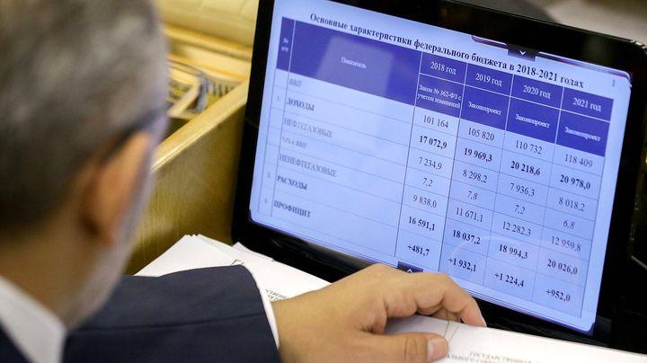 Утверждение бюджета России на 2019 год