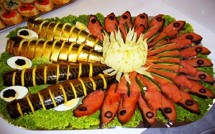 Рыбные блюда на Новый 2019 год