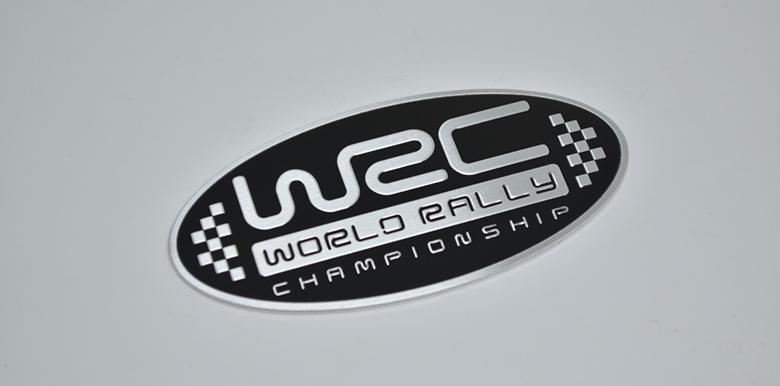 Эмблема WRC