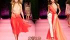 Модный оттенок 2019 года - коралл