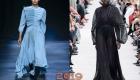 Прозрачная юбка гофре весна-лето 2019