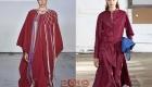 Красный джокер модный оттенок 2019 года