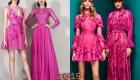 Pink Peacock мода 2019 года