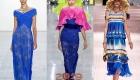 Princess Blue модные оттенки Пантон на 2019 год