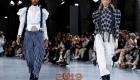 Модные образы  John Galliano лето 2019