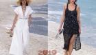 Модные луки от Chanel весна-лето 2019