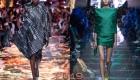 Необычные модели Balenciaga  показ в Париже лето 2019