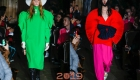 Gucci парижское шоу весна-лето 2019