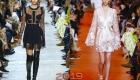 Прозрачные платья Elie Saab весна-лето 2019