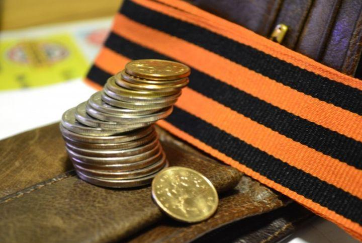 Пенсия для военных в 2019 году