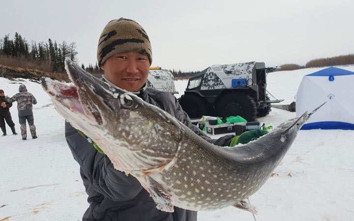 Новые правила любительской рыбалки в России начнут действовать с 1 января 2020 года