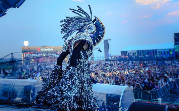 Фестиваль электронной музыки Alfa Future People в 2019 году