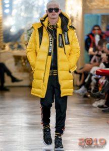 Модные цветные куртки сезона осень-зима 2019-2020