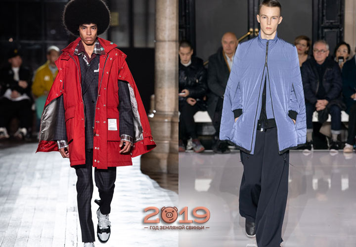 Смотреть Мужская одежда осень-зима 2019-2020 года - КалендарьГода видео