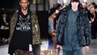 Принтованые мужские куртки осень-зима 2019-2020