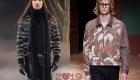 модные принтованные куртки сезона осень-зима 2019-2020