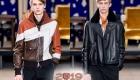 Модные кожаные куртки осень-зима 2019-2020