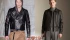 Мужские куртки из натуральной кожи осень-зима 2019-2020