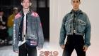 Джинсовые куртки осень-зима 2019-2020