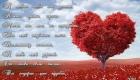 Красивая открытка мужу на День св. Валентина